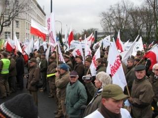 Manifestacja 24.11.2010