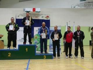 Mistrzostwa Polski Leśników w tenisie stołowy