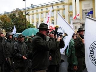 Podsumowanie Manifestacji Leśników