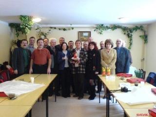 W dniach 8-10 marca w Łowiczu odbyło się seminarium dot. organizacji i pozyskiwania nowych członków.