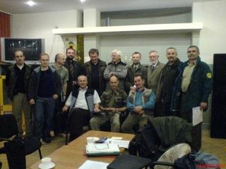 Walne Zebranie Delegatów Sekcji Krajowej Pracowników Parków Narodowych. Poczas zebrania wybrane zostały nowe władze sekcji.